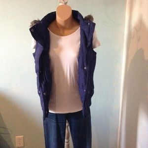Maurices puffy vest